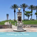 Best View of LA and Long Beach Harbors, Hilltop Park